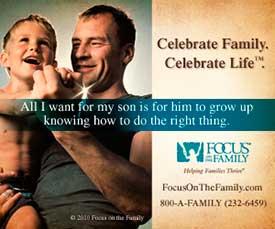 """""""Celebrate Family. Celebrate Life."""""""