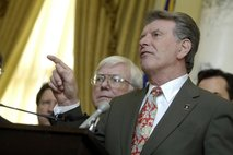 Gov. Butch Otter of Idaho