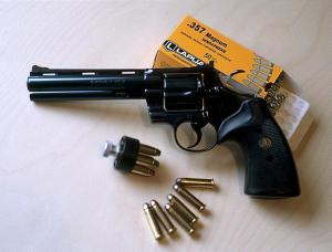 Colt Python, .357 Magnum