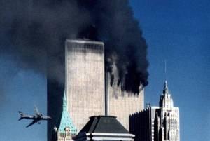 Scene from Sept. 11, 2001