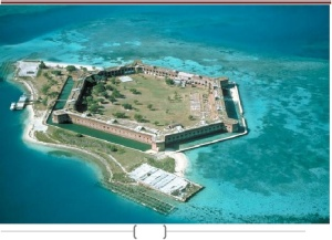 Dry Tortugas National Park in Key West