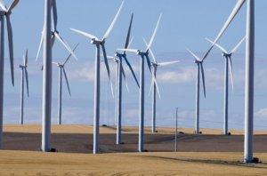 Biglow Canyon Wind Farm, Oregon